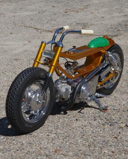 Motor Useful : Honda Motra