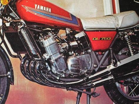 Yamaha juga punya seri GL lho !!