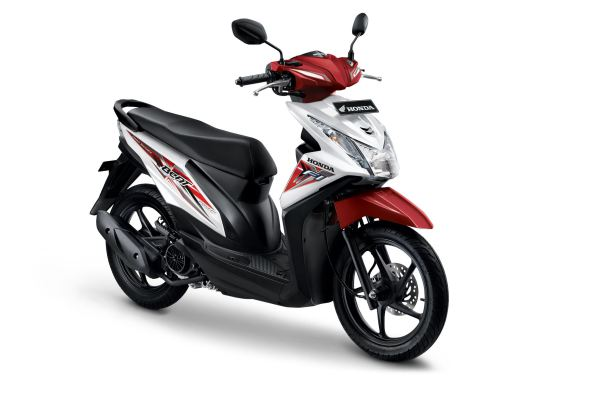 Review : Honda Beat 2015