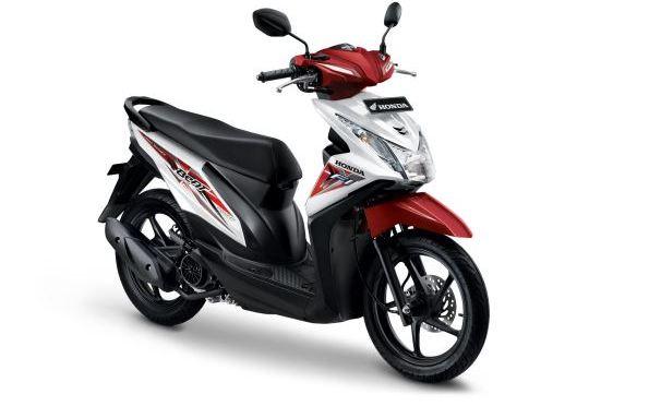 Review : Honda Beat 2015