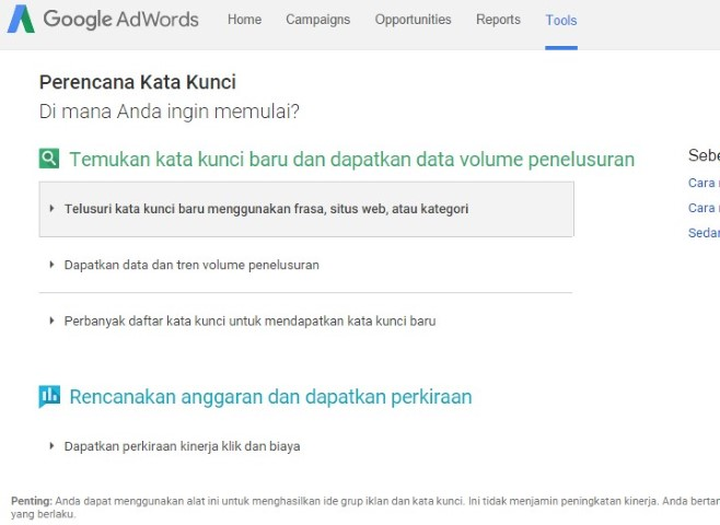 tips Blog : Ngisi artikel dengan Keyword !!
