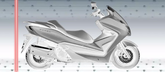prediction : fitur mewah Honda Forza 150