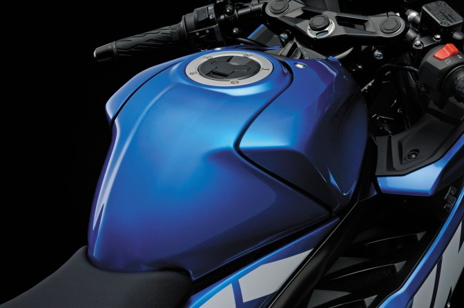 Pre-Launch :  Suzuki GXS 150 series