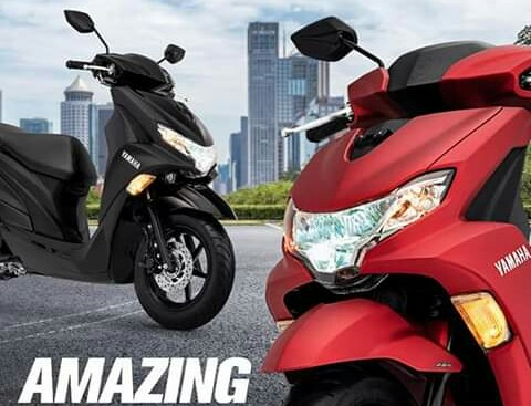 Yamaha FreeGo : amazing & exciting !!!