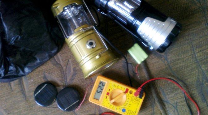 iseng : memanfaatkan lampu rusak !!