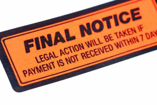 Tips menghadapi Debt Collector