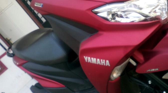 Yamaha FreeGo S : Cara mudah & aman pake keyless